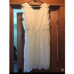White dress, from Maurice's, NWT- $20 (orig. $44)